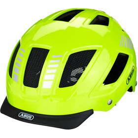 ABUS Hyban 2.0 Signal Helm, signal yellow
